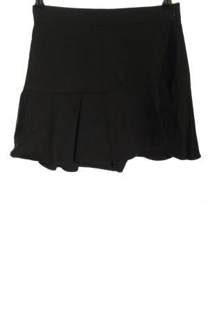 Zara Skorts zwart Katoen