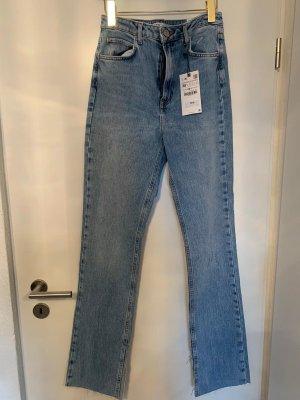 Zara Slim Flare Jeans