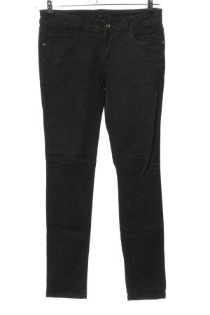 Zara Slim Jeans schwarz Casual-Look