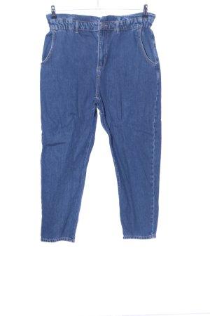 Zara Jeans slim bleu style décontracté