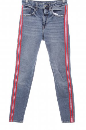 Zara Slim Jeans meliert Street-Fashion-Look