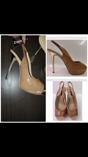 Zara Sling Pumps