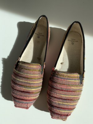 Zara Slipper 36