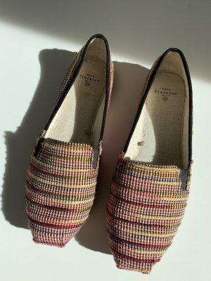 Zara Pantofola multicolore