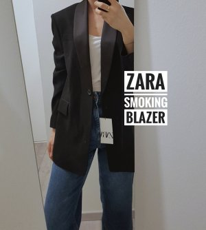 Zara Smoking Blazer