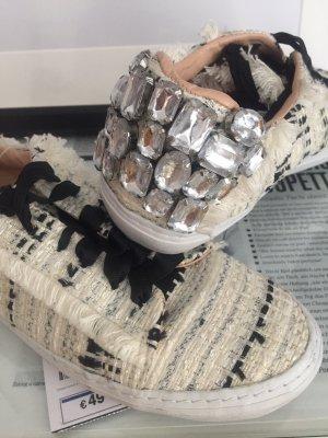Zara Sneaker Bouclé Gr.37