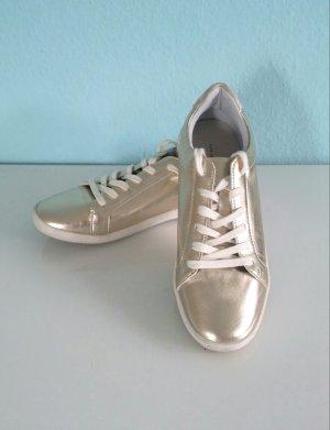 Zara Sneaker gold