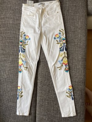 Zara Sommer Jeans Mit Muster