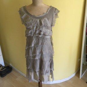 Zara Sommer Kleid aus Lagen Gr. 36 top