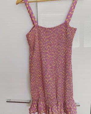 Zara Bustier Dress multicolored