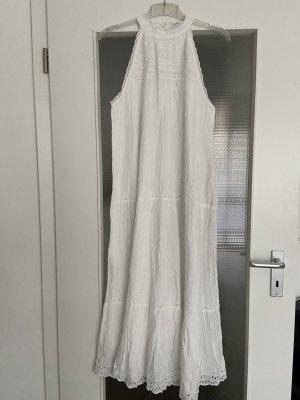 Zara Sommer Kleid mit Stickerei,Gr M neu