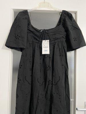Zara Sommer Kleid mit Stickerei,Gr S neu