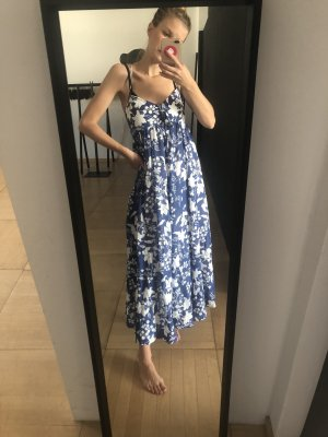 Zara Sommer Maxikleid Neu