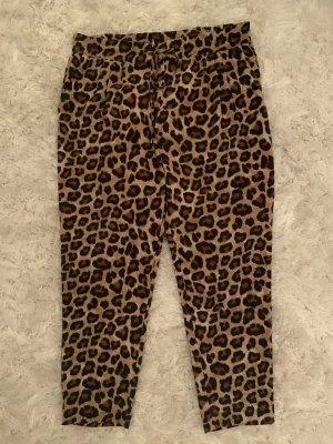 Zara Cargo Pants light brown-sand brown