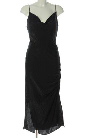 Zara Sommerkleid schwarz Elegant