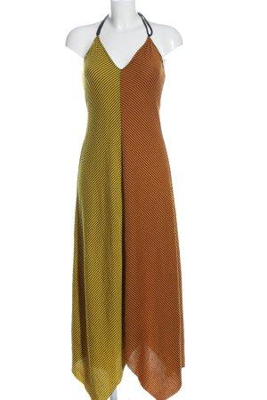 Zara Sommerkleid Allover-Druck Casual-Look