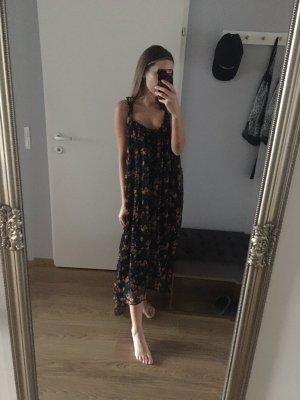 Zara Sommerkleid XS Blumen
