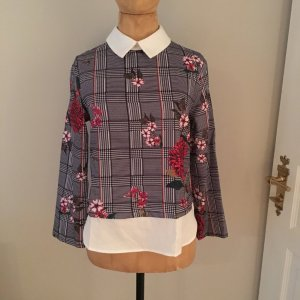 Zara Spain zwei in eins Bluse Gr. 34 top Zustand