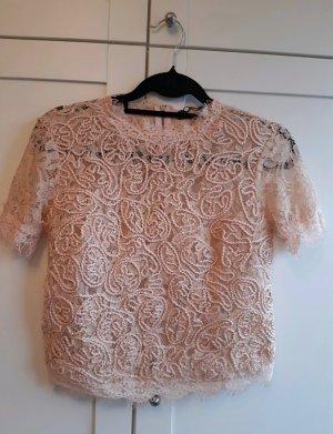 Zara Spitten Tshirt