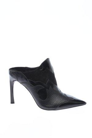 Zara Spitz-Pumps schwarz Elegant