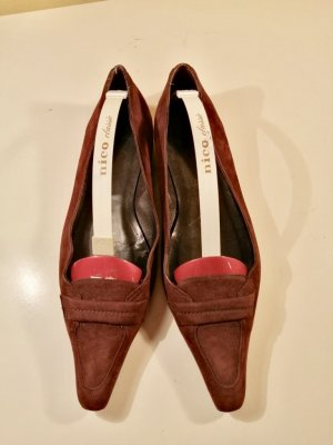 Zara spitze Ballerinas Business Gr. 39