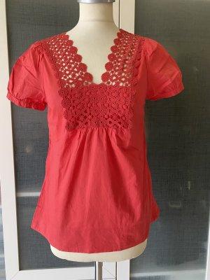 Zara Spitzen Bluse Gr M top