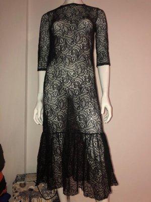 Zara  spitzen Kleid