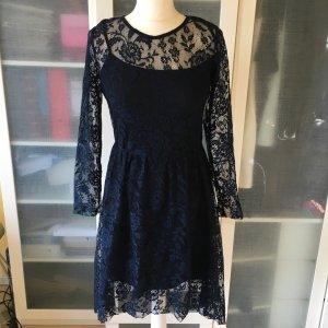 Zara Spitzen Kleid Gr. L (38)