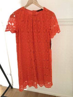 Zara Spitzenkleid Minikleid