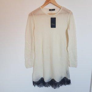 Zara Sweater Dress cream