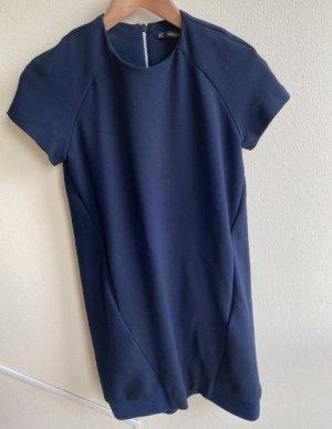 Zara sportlich-elegantes Minikleid