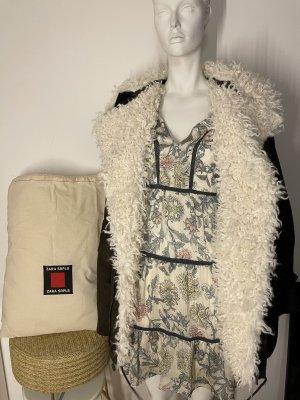 Zara Premium Double Jacket khaki