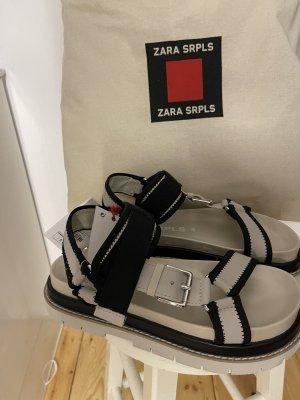 Zara SRPLS Sandale in 38