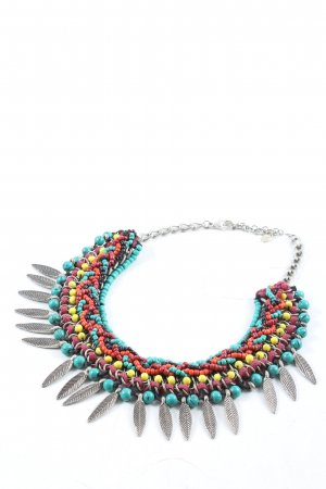 Zara Statement Necklace multicolored elegant