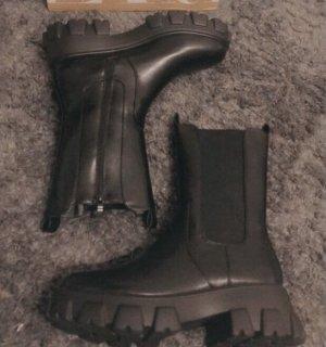 ZARA Stiefel 38