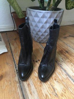 Zara Stiefel mit Absatz