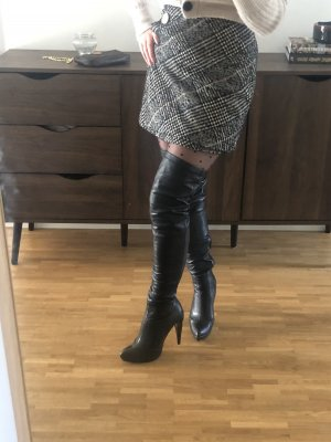 Zara Stiefel Overknees wie neu