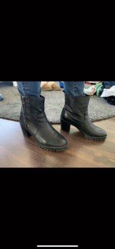 Zara Stiefel Reißverschluss Stiefel Grösse 39