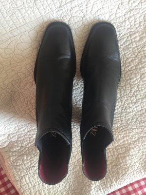 ZARA STIEFELETTEN 39 ECHT LEDER Boots Premium