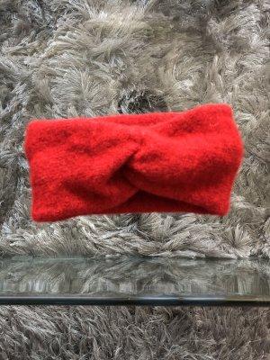 Zara Cache-oreilles rouge