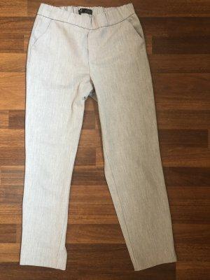 Zara 3/4 Length Trousers light grey