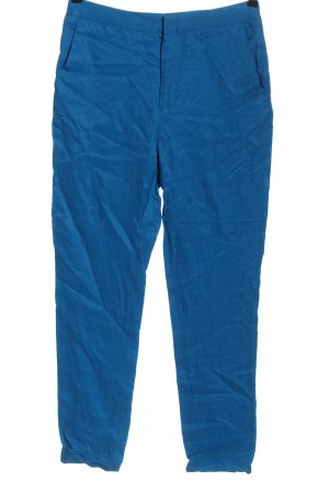 Zara Stoffhose blau klassischer Stil
