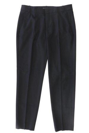 Zara Stoffhose Größe 36 schwarz