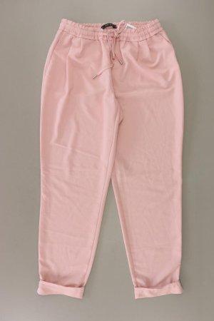 Zara Stoffhose Größe S rosa aus Polyester