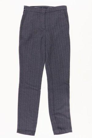 Zara Stoffhose Größe XS grau aus Polyester
