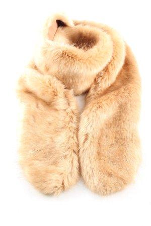 Zara Stola arancione chiaro stile casual