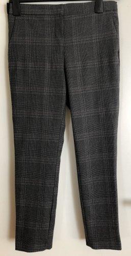 Zara Stretch Trousers black-white