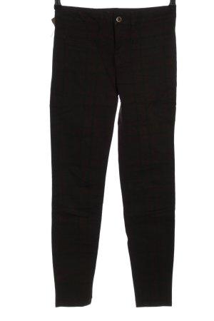 Zara Stretch Jeans schwarz Casual-Look