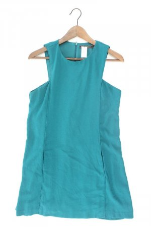 Zara Stretchkleid Größe M Träger olivgrün