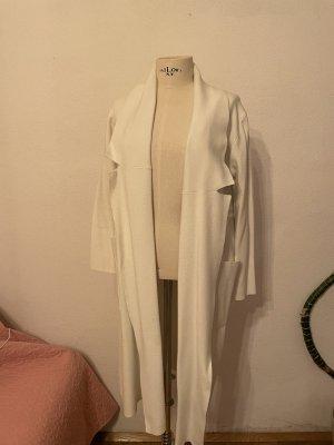 Zara Oversized Coat white